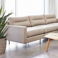 Gus Modern Spencer Sofa Gus Modern Logan Sofa In Leaside Driftwood Eurway
