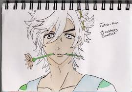 fuuto brothers conflict brothers conflict futo kun wip by miku nagato20 on deviantart
