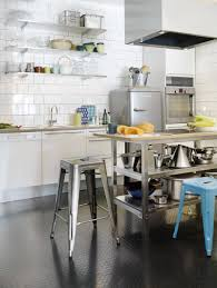 kitchen designers central coast 15 dramatic kitchen designs with stainless steel shelves rilane