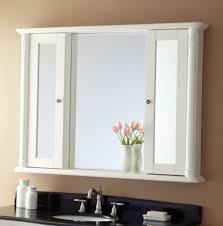 home depot bathroom mirror cabinet interior delta kitchen faucets