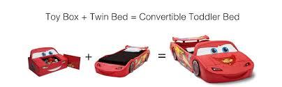 amazon com delta children cars lightning mcqueen toddler to twin