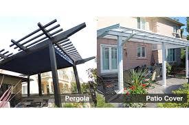 Vinyl Patio Cover Materials by Pergola Design Wonderful Backyard Design With Pergola And Patio