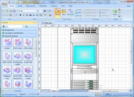 Visio Stencils For Home Design Visio Compatible Software