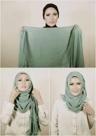 tutorial hijab pashmina tanpa dalaman ninja tutorial hijab simple tanpa jarum pentul