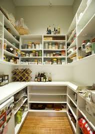Pantry Shelving Ideas by Dream Pantry Is Complete Walls Shiplap And Painted