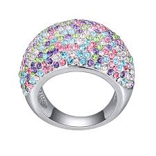 crystal rings wholesale images Ring tr20019_austria crystal ring_ring_wholesale jewelry swarovski jpg