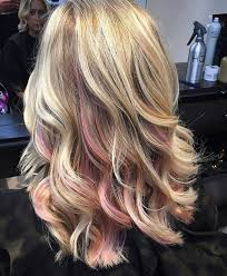 older women with platinum blonde pink hair best 25 pink peekaboo hair ideas on pinterest peekaboo color