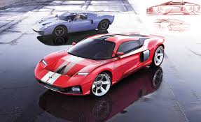 future ford exclusive future ford gt design by lars sältzer