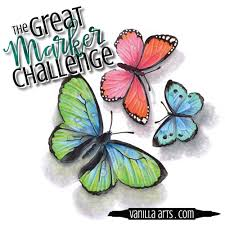 the great marker challenge is this the ideal copic starter set