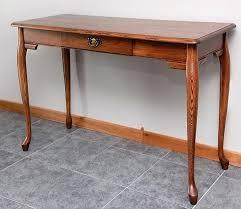 Small Oak Computer Desks For Home Oak Computer Desk Bethebridge Co