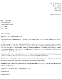 how to write a cover letter for application