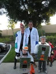 Halloween Scientist Costume Ideas Homemade Robot Costume Ideas Coolest Halloween Costume Contest