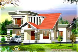 kerala home design flat roof elevation contemporary homes in frisco tx small house plans villa ranch with