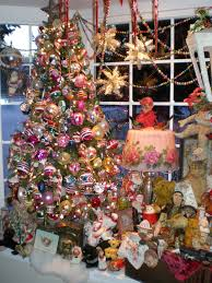 Christmas Decorations For Bay Window by 670 Best Vintage Xmas Images On Pinterest Vintage Christmas