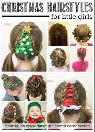 20 easy christmas hairstyles for little girls christmas