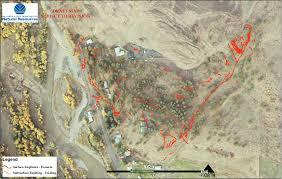 Washington State Geologic Map by Washington Geological Survey Sliding Thought Blog