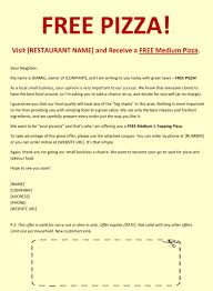product sales letter sample template examples