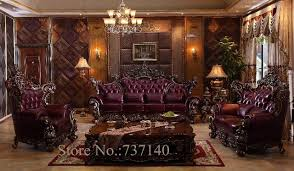 High End Leather Sofas Sofa Set Living Room Furniture Luxury Genuine Leather Sofa Set
