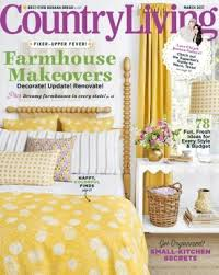 country living subscription country living usa magazine subscription isubscribe com au