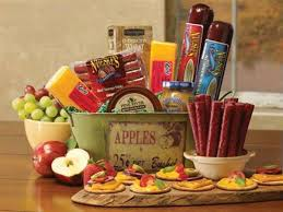 Sausage Gift Basket Top Selling Thank You Gifts A Gourmet Wisconsin Cupboard