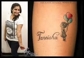 typography and name tattoos ace tattooz best tattoo studio in
