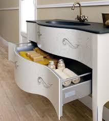 bathroom sink drawer unit