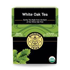 White Oak Leaf Buy White Oak Tea Bags Enjoy Health Benefits Of Organic Teas