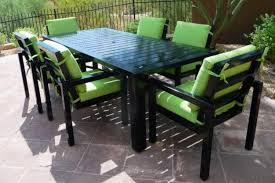 Small Metal Patio Table by Black Patio Furniture Home Design Decorating Also Small Pictures