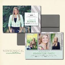sided graduation announcements designs sided casual graduation invitations at target