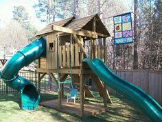 Backyard Playground Plans by Outdoor Wooden Swing Set Plans Swingset Plans For Your