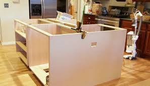 build a bar from stock cabinets kitchen island from stock cabinets exitallergy com