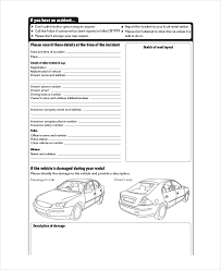 free vehicle report 13 free pdf word documents free