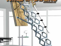 folding attic access stairs submited images pic2fly folding