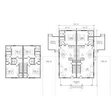 House Floor Plans Free Duplex Floor Plans For Your Duplex House Construction U2013 Home