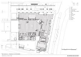 mit floor plans gallery of mit manukau transport interchange warren and