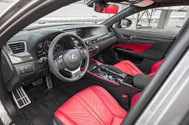 lexus gs350 f sport interior comparison audi s6 4 0t quattro vs cadillac cts v sport vs lexus gs f