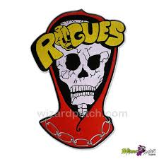 best patch rogues the warriors large patch wizard patch