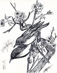 beautiful pencil sketches of love birds beautiful sketches of love