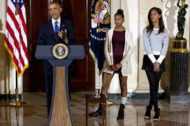 thanksgiving dresses for women sasha and malia obama accused of having u0027no class u0027 in short skirts