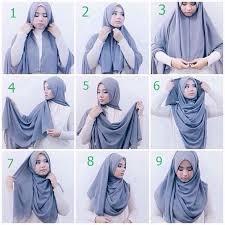 tutorial hijab pashmina untuk anak sekolah 82 ide tutorial hijab segi empat anak sma tahun 2017 tutorial