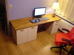Floating Computer Desk Ikea Floating Desk Ikea Best Space Saver For Workspace Homesfeed