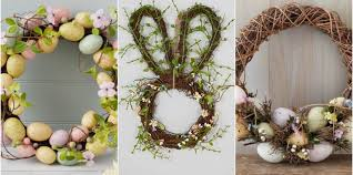 easter decoration easter decorations best easter wreaths to buy now