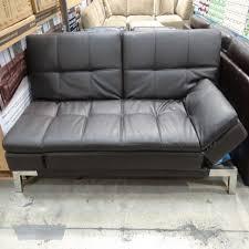 Simple Leather Sofa Set Sofas Center Leather Sofa Beds Costco In Macostco Futon King