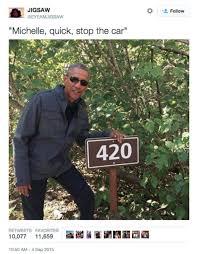 Know Your Meme Thanks Obama - eyeamjigsaw s post barack obama at exit glacier know your meme