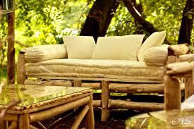 canapé bois flotté canapé en bois flotté au clair de lune luminaires bucoliques