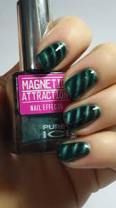 breezythenailpolishlover pure ice magnetic attraction nail effects