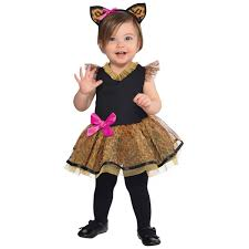 Peppa Pig Halloween Costume Baby Cutie Cat Costume Age 12 24 Months 1 Pc Amscan