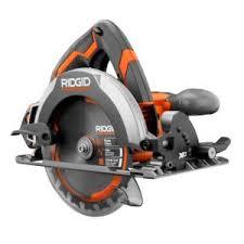 home depot black friday spring circular ridgid 18 volt x4 circular saw console tool only r8651b at the