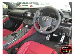 lexus is f sport coupe lexus rc350 2014 f sport 3 5 in กร งเทพและปร มณฑล automatic coupe