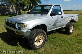 toyota pickup 1989 toyota pickup truck item db9480 sold july 5 vehicl